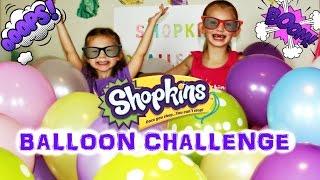 Shopkins Season 3 12- Pack Epic Balloon Challenge Pop with Shopkins Season 1 & Shopkins Season 2