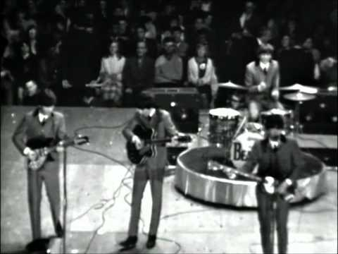 The Beatles - Live Washington Coliseum 1964 (D.C., United States Remastered HD 1080p ORIGINAL)