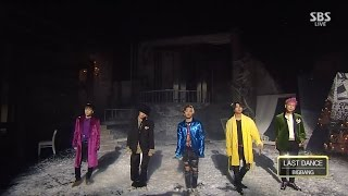 getlinkyoutube.com-BIGBANG - 'LAST DANCE' 0115 SBS Inkigayo