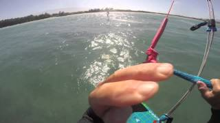 getlinkyoutube.com-Foiling Tutorial of Lightwind Winter foiling in Maui Dec 28th and 29th