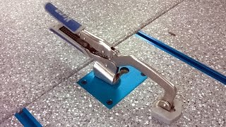 getlinkyoutube.com-How To | Install Kreg Bench Clamp System | Dave Stanton