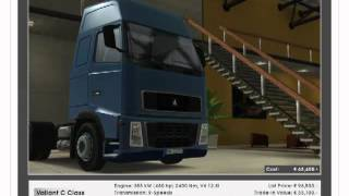 getlinkyoutube.com-Euro Truck Simulator-Como Poner dinero Infinito