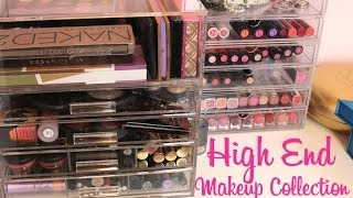 getlinkyoutube.com-High End Makeup Collection