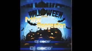 Mix reggaeton 2016 Halloween-DJ COCO