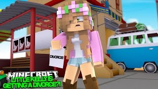 LITTLE KELLY IS GETTING A DIVORCE! Minecraft The Fight (BedWars)