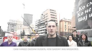 Obraćanje  Srpskih Studenata
