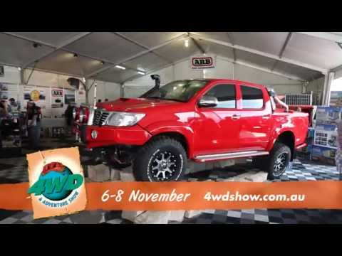 2015 Perth 4WD Show Preview