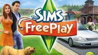 getlinkyoutube.com-Sims Freeplay LP Cheat (iPhone, iPod, and iPad) (NO JAILBREAK)