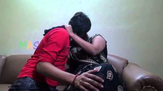 Indian Housewife Affair - Young Boy Aakash Affair with Ex-Girlfriend - Hot Scene (Only 4 Adults)