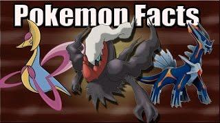 Pokémon Facts: The Truth about Darkrai