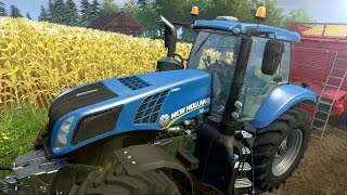 getlinkyoutube.com-Farming Simulator 2015 (PS4) - FARM DIARY DAY 16 - THE SECOND $1,000,000 SPENDING SPREE!