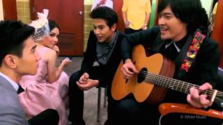 getlinkyoutube.com-เูธอจะรักฉันหรือเปล่าไม่รู้ - แหนม รณเดช feat. เจมส์ จิรายุ (Backstage Version)