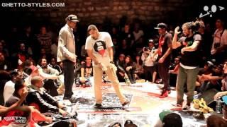 getlinkyoutube.com-Insane Dance Battle Rounds 2 - Les Twins,Waydi,Kefton,Salah and more