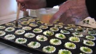 getlinkyoutube.com-Recette de feuilletés aux olives et au chèvre par Mamy Monica