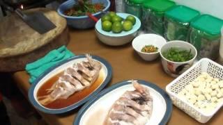 getlinkyoutube.com-วิธีการทำปลาทับทิมนึ่งมะนาว