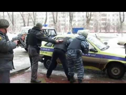 Демонстрация работы пультовой охраны