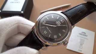 getlinkyoutube.com-Orient Bambino Automatic (SER2400DB0) Watch Review - The Best Most Affordable Dress Watch EVER?
