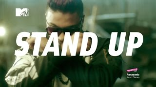 getlinkyoutube.com-Stand Up | Panasonic Mobile MTV Spoken Word | Manj Musik | Raftaar | BIG Dhillon & O2&SRK
