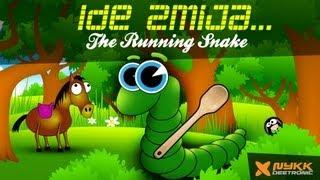 getlinkyoutube.com-Ide Zmija (Running Snake) (2013) - Funny Cartoon Video for Kids