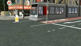 getlinkyoutube.com-Tram in Trainz 2010