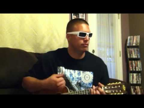 "Josh ""WaWa"" White - Movin About My Ways - Cover"