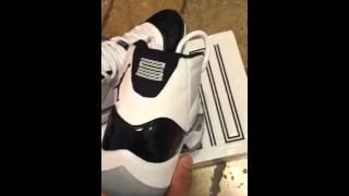 getlinkyoutube.com-Dopekicks23.cn Unboxing review Concord 11 authentic