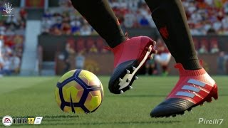 getlinkyoutube.com-FIFA 17: New Boots - Paul Pogba Goals & Skills | ADIDAS ACE 17+ | 60fps by Pirelli7