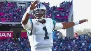 "getlinkyoutube.com-CAM NEWTON ""DABB ON EM"" TOUCHDOWN DANCE COMPILATION 2015"