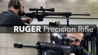 getlinkyoutube.com-NRA Gun of the Week: Ruger Precision Rifle