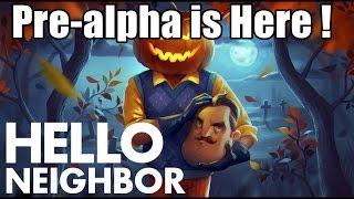 getlinkyoutube.com-Hello Neighbor Pre-Alpha Download & Basement Trailer!!