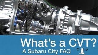 getlinkyoutube.com-Subaru CVT Automatic Transmission: An explainer