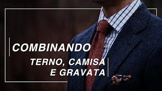 Combinando Terno, Gravata e Camisa width=