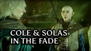 getlinkyoutube.com-Dragon Age: Inquisition - Cole and Solas in the Fade