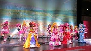 getlinkyoutube.com-秋のプリンセスフェスティバル 日本初41人のプリキュアステージPrecure Show,Pretty Cure,Japanese Animation