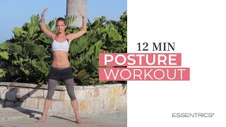 getlinkyoutube.com-Essentrics mini posture workout