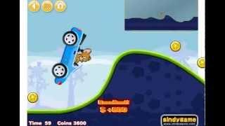 "getlinkyoutube.com-Jocul ""Jerry la volan"" - jocuri cu Tom si Jerry"