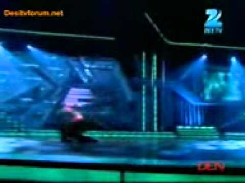 Raghav (Croc Roaz) Performed on Tujhe Bhula Diya - Dance India Dance Season 3 - 18th February 2012