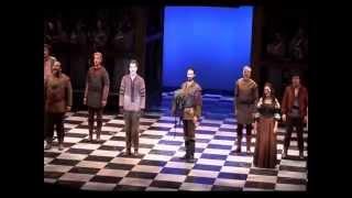 Bells of Notre Dame (reprise) -  Hunchback of Notre Dame (stage version)