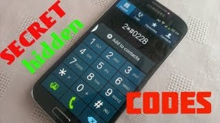 getlinkyoutube.com-Samsung Galaxy S4 SECRET CODES (VIRAL)