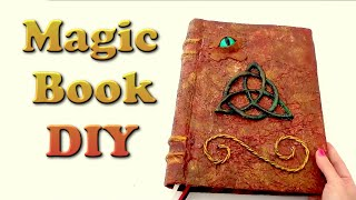 getlinkyoutube.com-MAGIC BOOK OF SHADOWS DIY - Isa ❤️
