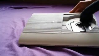 getlinkyoutube.com-How to clean PS3 Super Slim properly