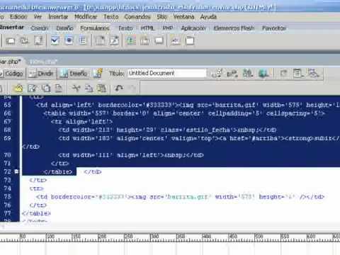sistema de comentario sin base de datos php parte 2