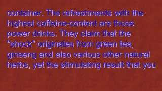 does green tea contain caffeine