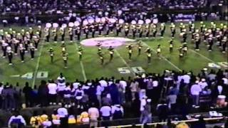 getlinkyoutube.com-JSU Band Instigates a fight with Alcorn at Halftime1994