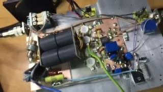 getlinkyoutube.com-VRF2933 LDMOS 1.7KW HF linear amplifier built by YO6PMX