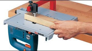 "getlinkyoutube.com-Jigsaw Table ""Faults and Fixes"" - Straight cut - www.neutechnik.com"
