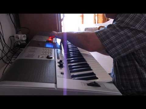 Luis Miguel Julio Iglesias Jurame Historia de un amor  Yamaha PSR e 403