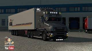 getlinkyoutube.com-[ETS2 v1.23] Scania T Mod v1.8.1 + Cabin DLC