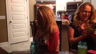 getlinkyoutube.com-Girl shits her pants at the dinner table.