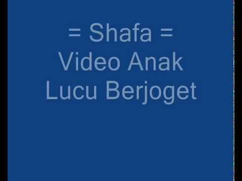 Shafa Video Anak Lucu Joget